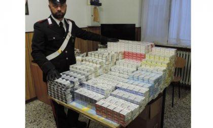 Contrabbando di sigarette nel novarese: sequestrate 200 stecche