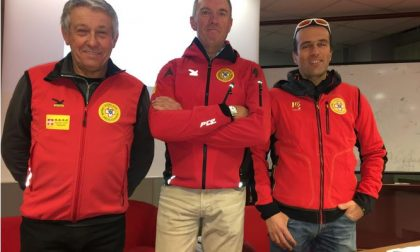Soccorso Alpino, Giaj Arcota presidente