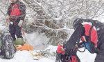 Tragedia Alagna: escursionista trovato morto dopo un volo di 70 metri