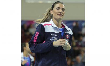 Francesca Piccinini compie oggi 40 anni