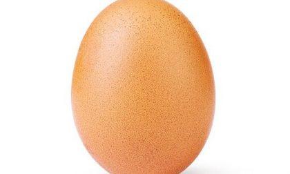 Cos'è questa storia della foto dell'uovo che ha stabilito il record mondiale di like su Instagram