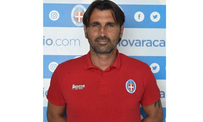 Novara Calcio: mister William Viali è stato esonerato