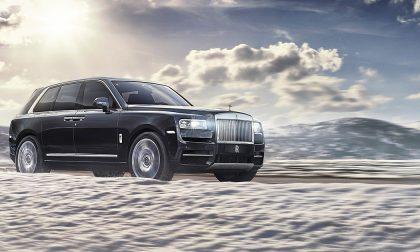 Cristiano Ronaldo compra una Rolls Royce da 400mila euro con targa 007