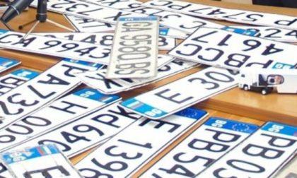 Targhe straniere: col nuovo decreto raffica di multe e sanzioni pesantissime