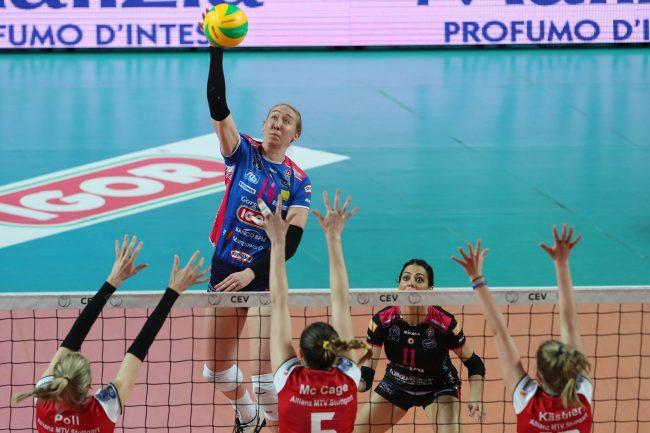Igor Volley: è semifinale di Champions!
