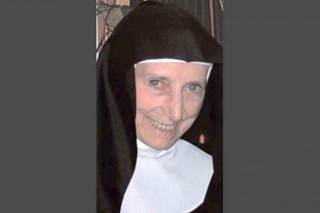 E' morta Madre Canopi, badessa di San Giulio