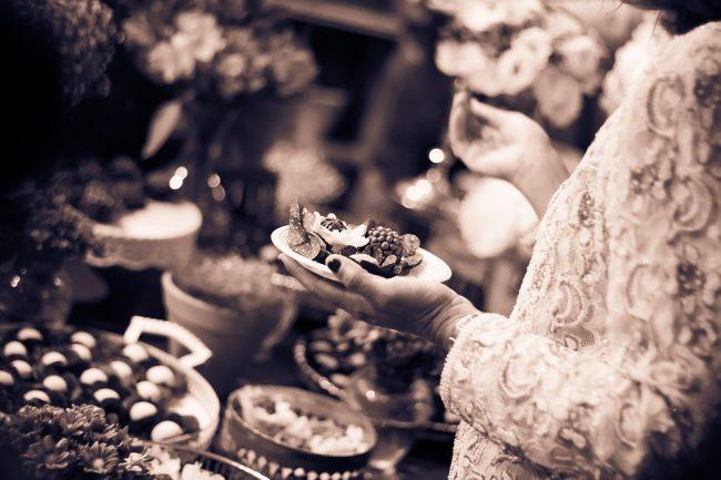 Come scegliere il menù per il ricevimento del matrimonio
