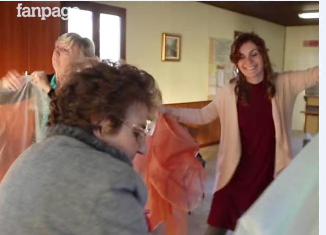 La danzaterapia di Arona fa emozionare l&#8217&#x3B;Italia
