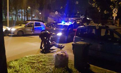 Arrestato cuoco di Novara: si schianta dopo aver rubato l'auto