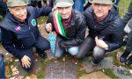 Una pietra da Agrate e Divignano per ricordare gli eroi della Grande guerra