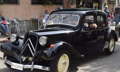 A Borgomanero è tutto pronto per il raduno di auto storiche de I miserabili