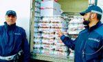 Gli rubano il furgone: lo ritrova con dentro 5 tonnellate di Nutella