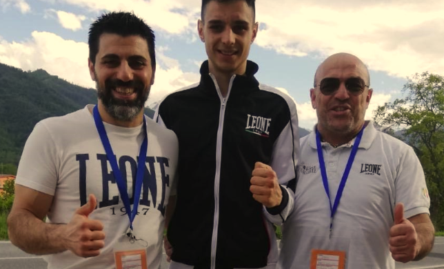 Boxe Galliate: bronzo per Tomaino