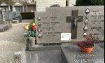 """Rubano al cimitero di Borgo Ticino: """"E' la quarta volta che portano via la foto di papà"""""""