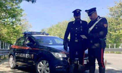 Arona blitz dei carabinieri contro lo spaccio di droga