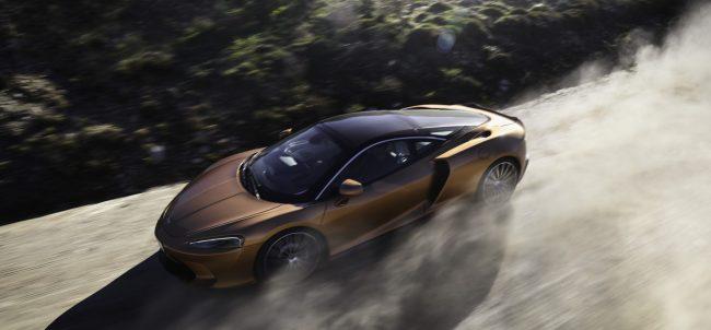 Nuova McLaren GT, la supercar superleggera