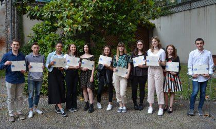 Intercultura: otto studenti novaresi pronti a partire