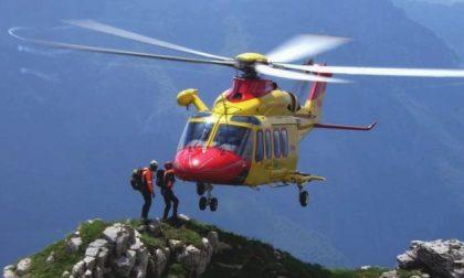 Soccorso alpino: nell'anno del Covid aumentati gli interventi