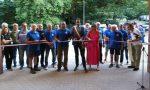 Pescatori paruzzaresi inaugurano la nuova ala del Laghetto dal Picchio