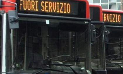Oggi sciopero dei trasporti