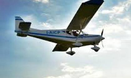 Precipita in Liguria aereo: piloti dell'Aeroclub Novara
