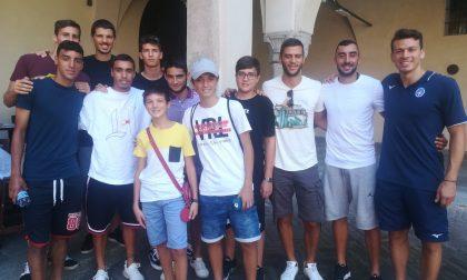 Il Novara Calcio nel cuore della città