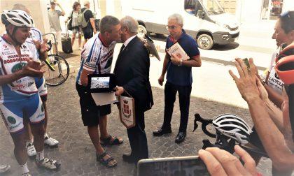 Cicloamatori Palzola: arrivati in bici a Matera