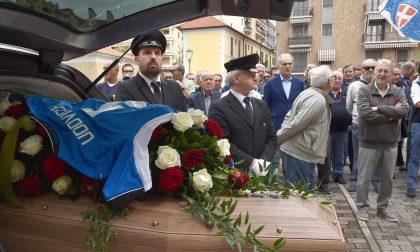 "Novara ha salutato ""Nini"" Udovicich"