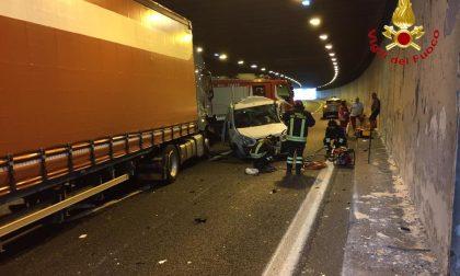 Tre vittime in autostrada tra Arona e Sesto Calende nel pomeriggio di ieri