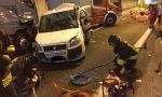 Autostrada A8 bloccata per un incidente mortale in galleria tra Castelletto Ticino e Sesto Calende