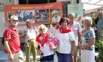 Partigiana Nini festeggia 93 anni insieme a Stella Alpina