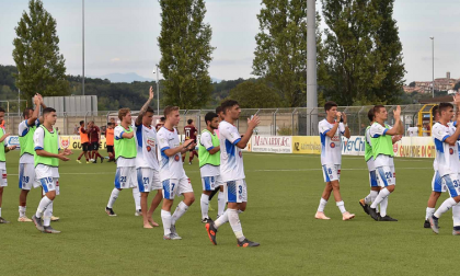 Novara Calcio: domenica c'è la Pergolettese
