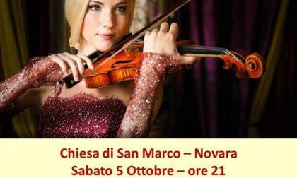 Violino e chitarra per un omaggio a Paganini