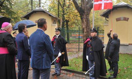 A Novara inaugurato largo Biagio Franco