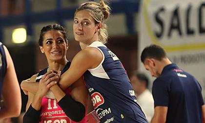 Igor Volley Novara, è l'ora del debutto!