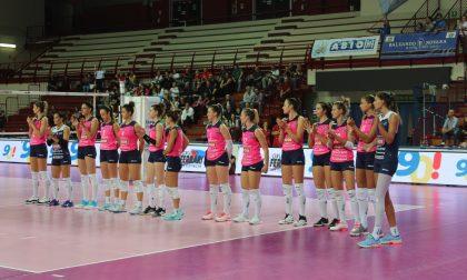 Igor Volley: vittoria in rimonta a Cuneo