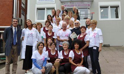 Salone di bellezza in Oncologia a Novara