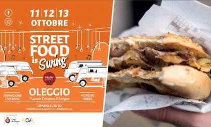 Arriva ad Oleggio Street Food Festival