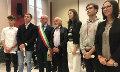 Studenti premiati a Invorio nel nome di Carla Piola