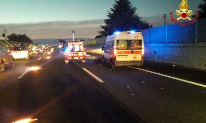Incidente mortale lungo la A8 Milano-Varese