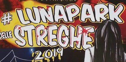 Novara: arriva il Luna Park delle streghe