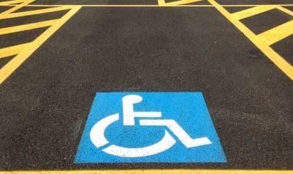 Nuovi parcheggi per disabili a Novara