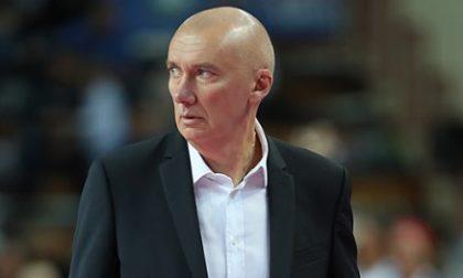 Sabato sera Igor senza coach Barbolini