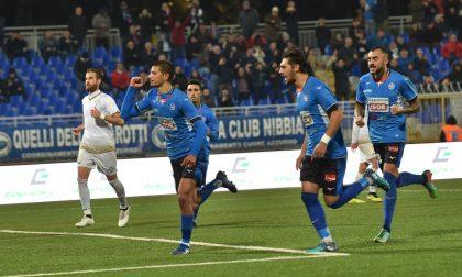 Novara Calcio con fiducia ad Olbia