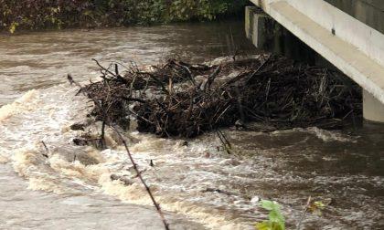 Allerta meteo nel Novarese: ponti a rischio chiusura