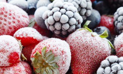 Frutti di bosco surgelati: è allerta epatite A