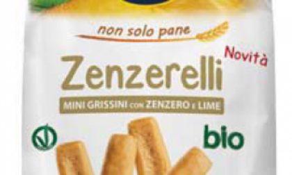 Possibile presenza di senape: richiamati Grissini con zenzero e lime bio a marchio Bio's Merenderia