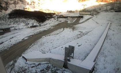 Valsesia neve a 2000 metri e -18 gradi alla Margherita