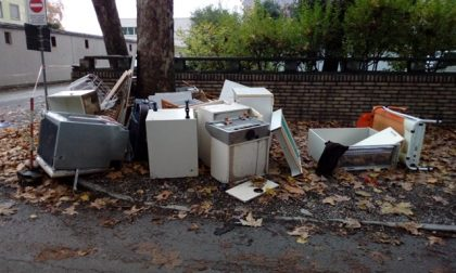 Novara 5 fototrappole per beccare chi abbandona rifiuti