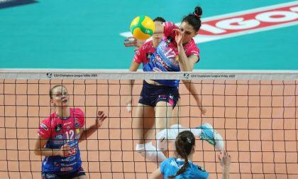 Igor Volley: buona la prima in Champions